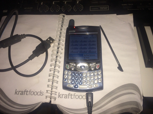 telefono tactil touch palmone treo 650 palm one movilnet cdm