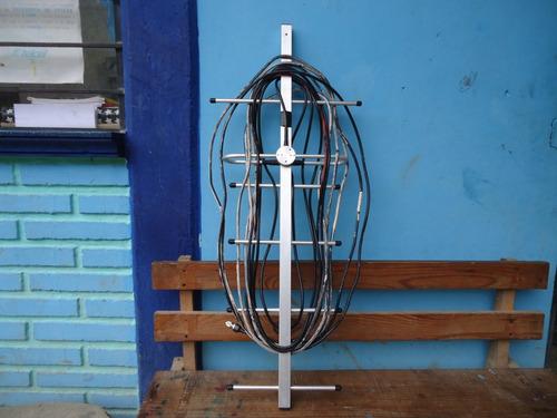 teléfono telmex rural multifon con antena aérea, sin chip