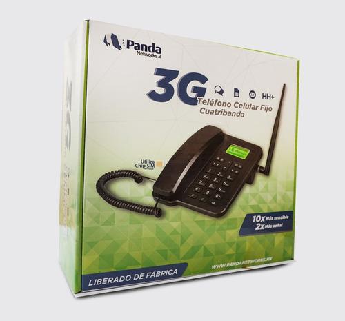 telefono tip rural 3g tnc con antena yagi de 40 elementos