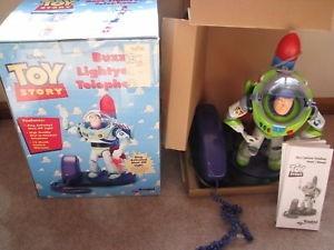 telefono toy story buzz lightyear parlante