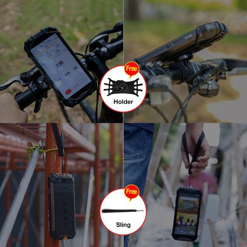 teléfono ulefone armor 3 impermeable ip68 de 4gb+64gb