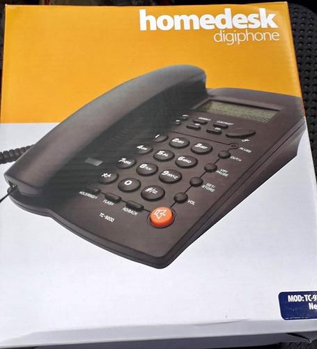 telefono unilinea caller id 10 memorias lote 10