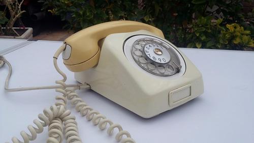 telefono vintage bellisimo impecable original(no repintado)