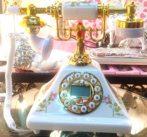 teléfono vintage s. xix