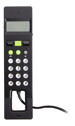 telefono voip usb para skype con visor de llamadas! gratis!