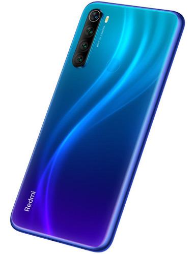 telefono xiaomi note 8t 4gb ram 128gb azul tienda fisica