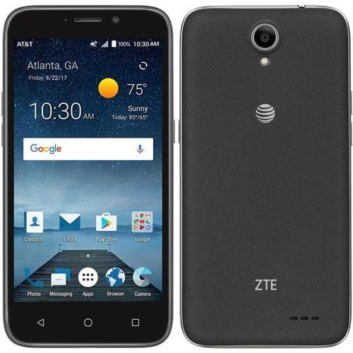 telefono zte maven 3, nuevo, android naugat 7.1.1