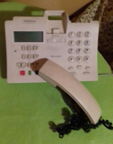 teléfonos analógicos mod. domo