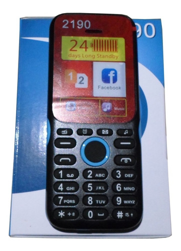 telefonos baratos nokia 2190 doble sim liberado mp3 camara
