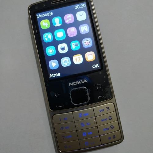 teléfonos básicos  dual sim