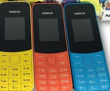 telefonos basicos  nokia 8110 doble sim liberado c/camara