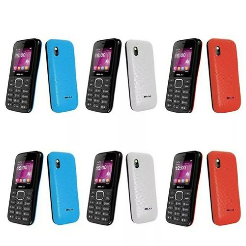 telefonos celular blu