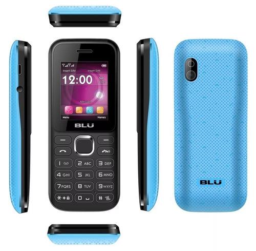 telefonos celular blu economico original aria dual sim