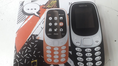 teléfonos celulares nokia 3310 dual sim liberados, tienda