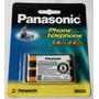 Pila Recargable Para Telefono Inalambrico Panasonic Hhr-p104