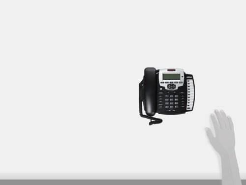 teléfonos fijos teléfonos con cable itt-9225 cortelco