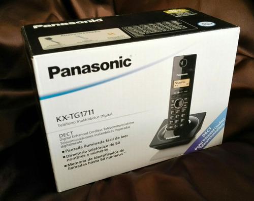 telefonos inalambricos panasonic identificador de llamadas