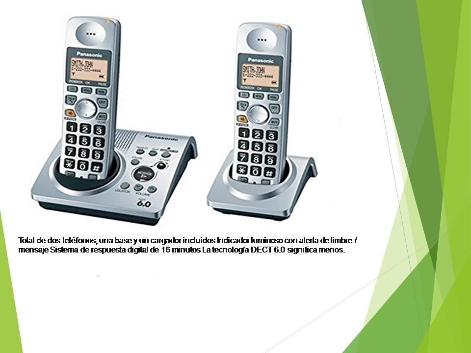 94539d22804 Telefonos Inalambricos Panasonic Kx-tg1032s - Bs. 0,03 en Mercado Libre