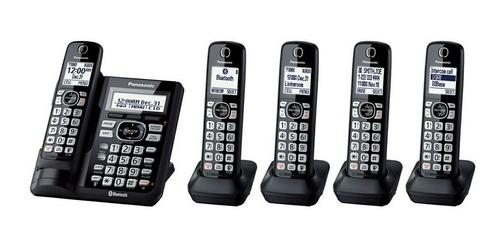 teléfonos inalámbricos panasonic link2cell incluye 5 teléfon