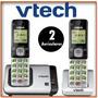 Telefono Inalambrico Vtech Doble Auricular Dect 6.0 Identifi