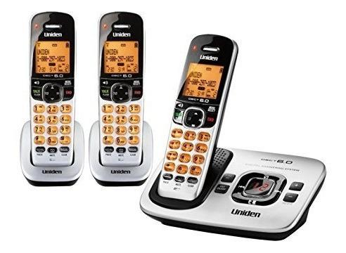 telefonos inalambricos uniden dect 6.0 con identificador de