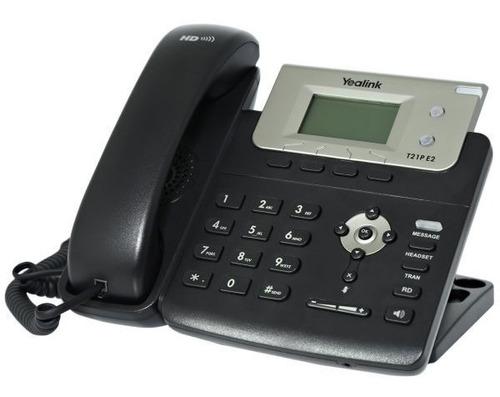 teléfonos ip yealink sip-p21p funcionando, valor desde!