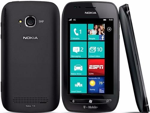 telefonos nokia lumia 710 personal, wi fi