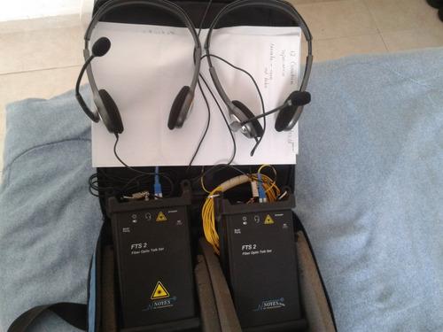 telefonos opticos noyes prueba correspondencia fibra optica