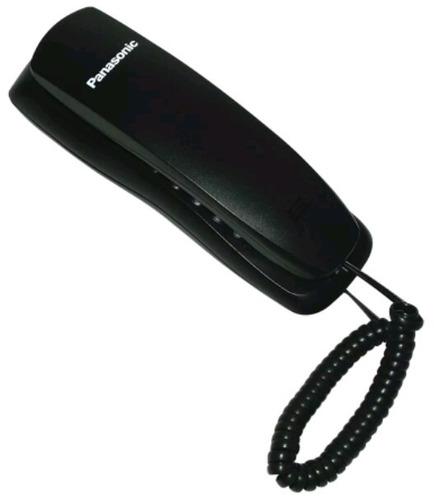 telefonos panasonic  alambrico kx-tsc206 con garantia
