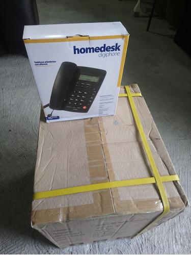 teléfonos por caja, 20 piezas.
