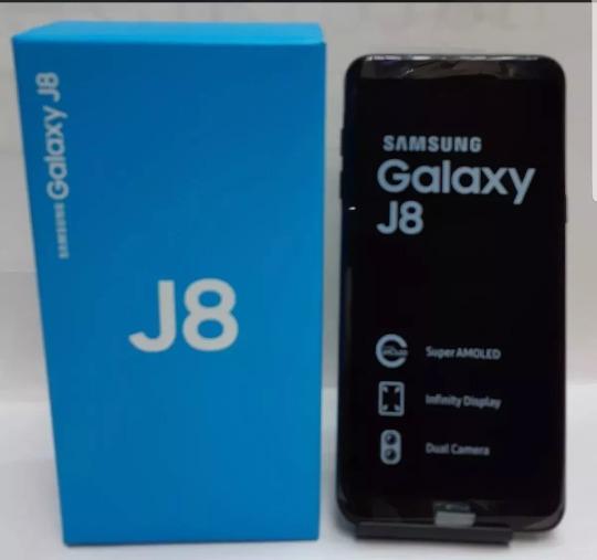 Telefonos Samsung J8 Totalmente Nuevos Y Liberados - Bs. 2