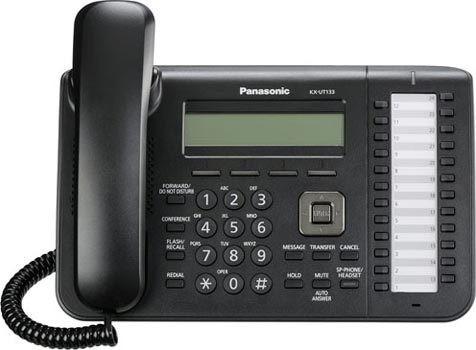 telefonos sip ip panasonic kx-ut123x-b $85.00, incluye iva,