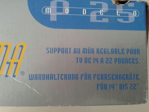 teleforma  base soporte tv monitor bafle speker altavoz