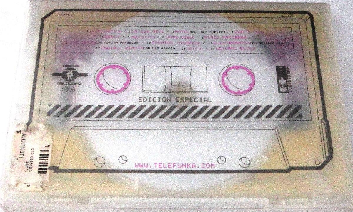 gratis disco cassette de telefunka