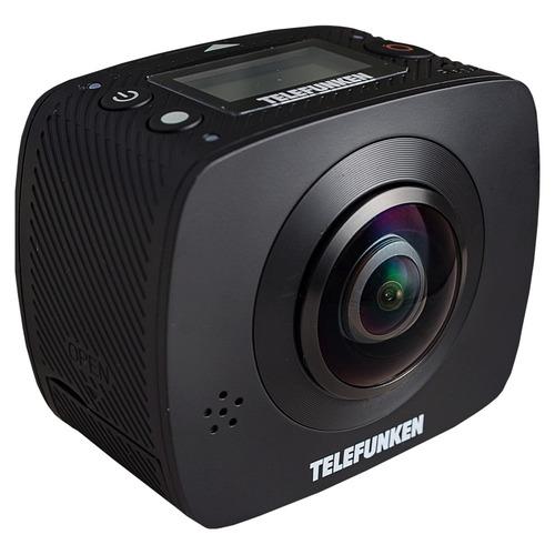 telefunken camara vr 360° doble lente 720°wifi tlf- ac3602