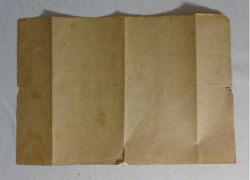 telegrama correio telégrafos papel timbrado 1925