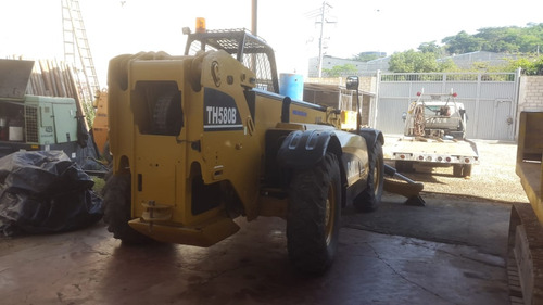 telehandler caterpillar th580b