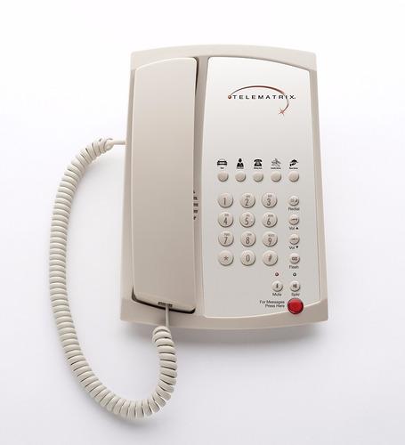 telematrix 3001mw5 hotel teléfono