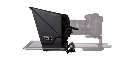teleprompter pro broadcast ultraleve para longarinas 15mm