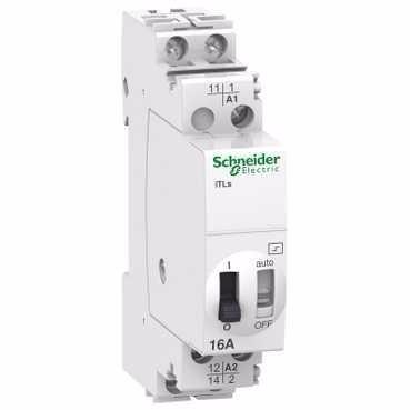 teleruptor schneider 2x16a a9c30812