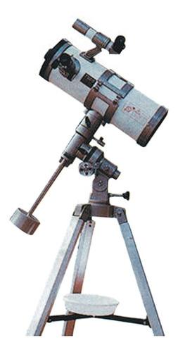 telescópio 114mm c/ tripé 167114 - csr