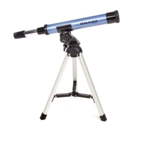 telescopio 300x30 refractor galileo para niños y adultos