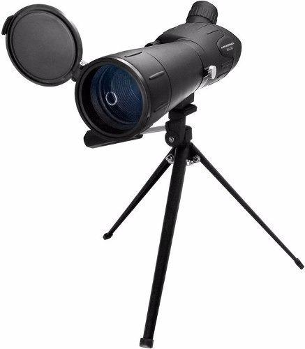 telescópio / 60 mm de diâmetro / zoom 20~60 / tripé e bolsa