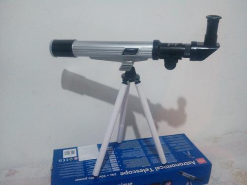 telescopio astronómico 20x30x40