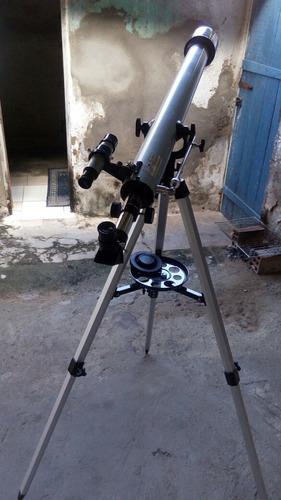 telescópio astronómico
