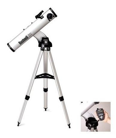 telescopio astronomico reflector bushnell northstar 525x3new