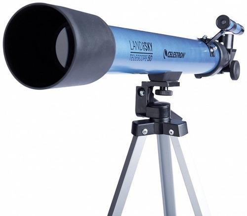 telescopio astronómico y terrestre celestron 600x50 150x