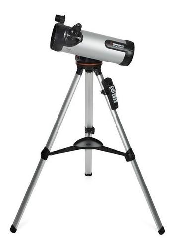 telescopio celestron 114lcm computarizado