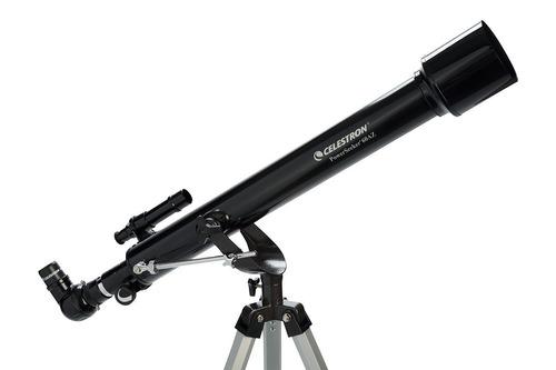 telescopio celestron 21087powerseeker 80azs (negro)