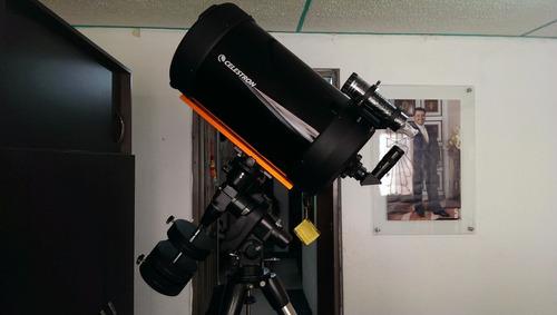 telescopio celestron c11-sgt (xlt) computarizado 11 pulgadas